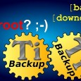 Titanium Backup –>OFFICIAL SITE<– Today i'm here to show you the most Useful app you can download by Market. It allow you to make a backup of your apps ( […]