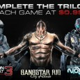 Gameloft lowered at three great games: Modern Combat 3, Gangstar Rio, and NOVA 3. These are some of Their biggest titles, and they're available for a buck each in Google […]